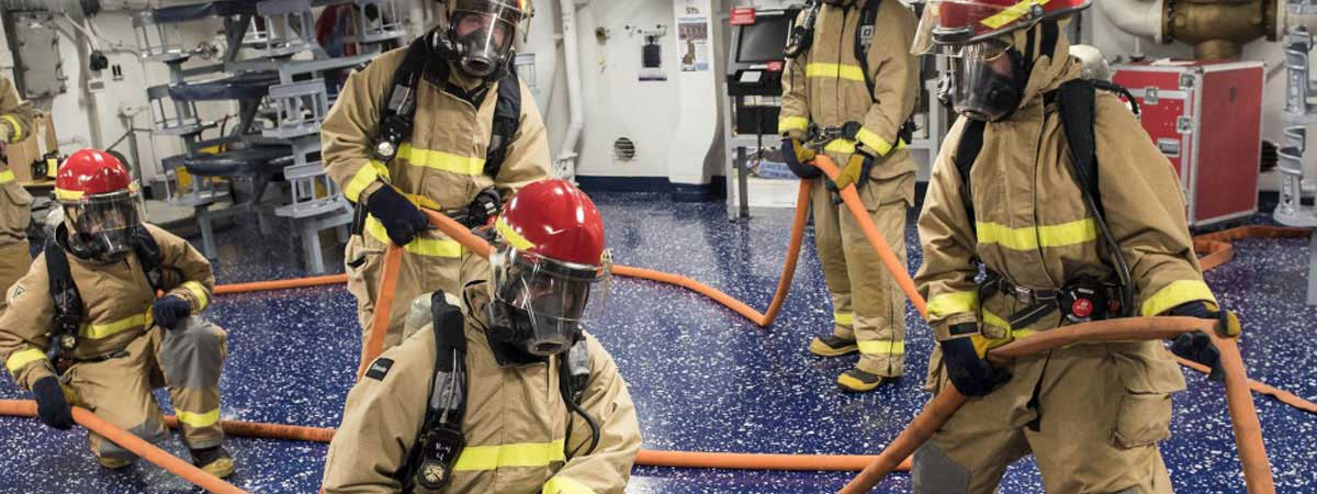 HSE Compliant Fire Marshal Training